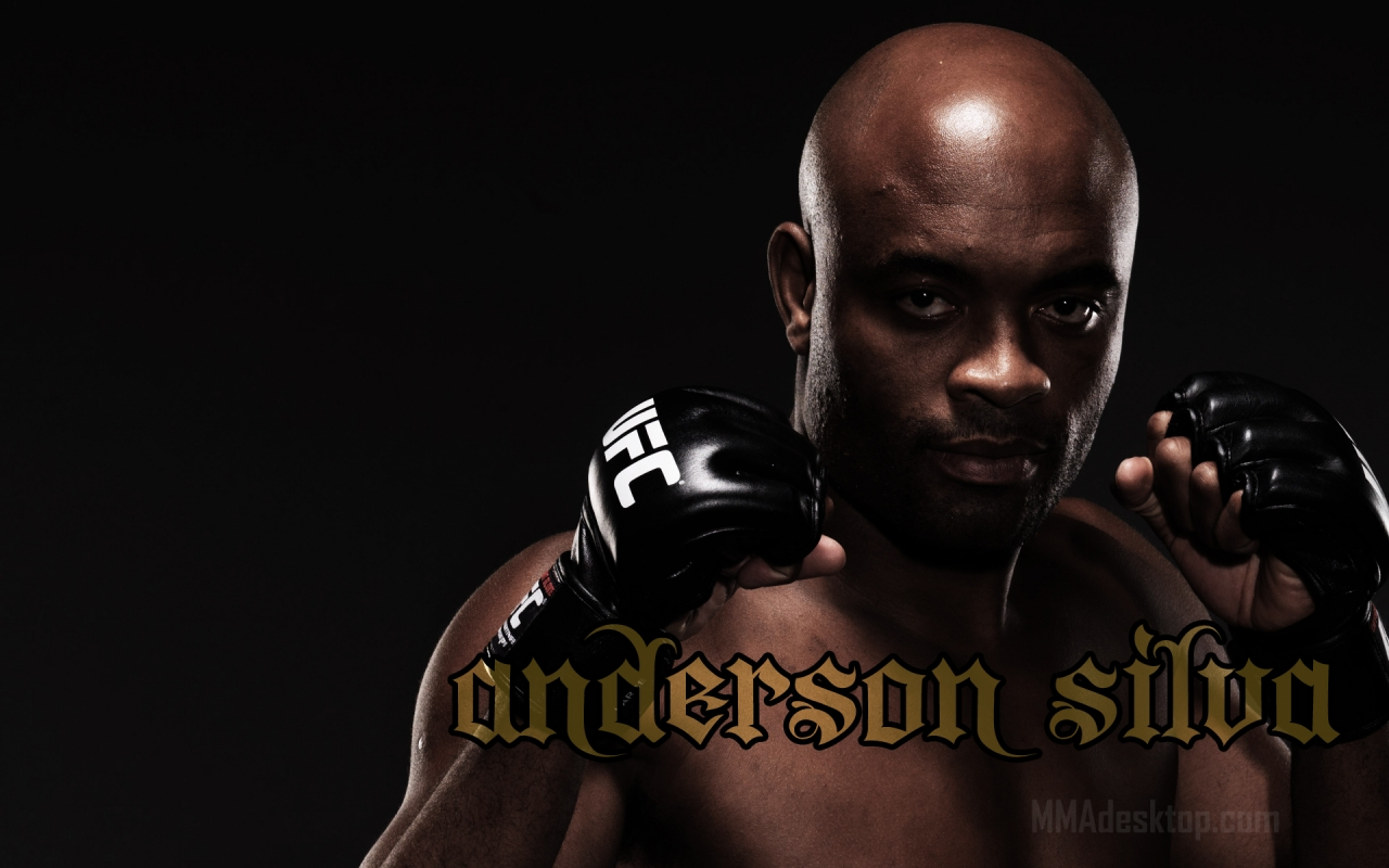 Pin Anderson Silva Wallpaper 1366x768 1280x800