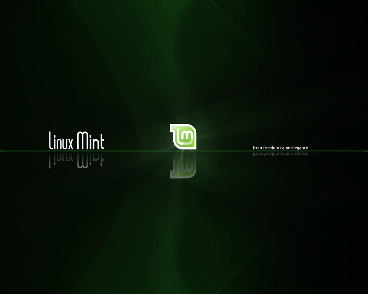 Linux Mint Wallpapers Linux Mint Myspace Backgrounds Linux Mint 1280x1024
