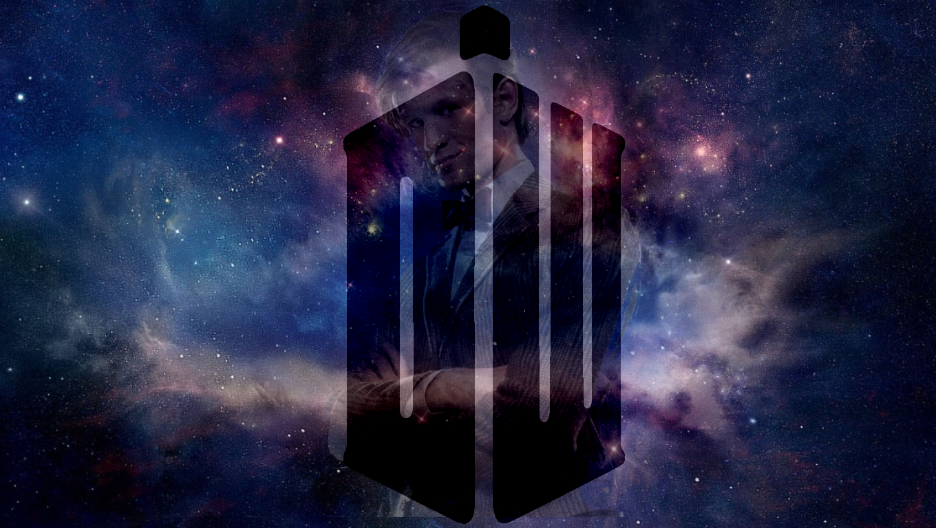 Download Doctor Who Desktop Wallpaper 1360 x 768 by neegus 1360x768