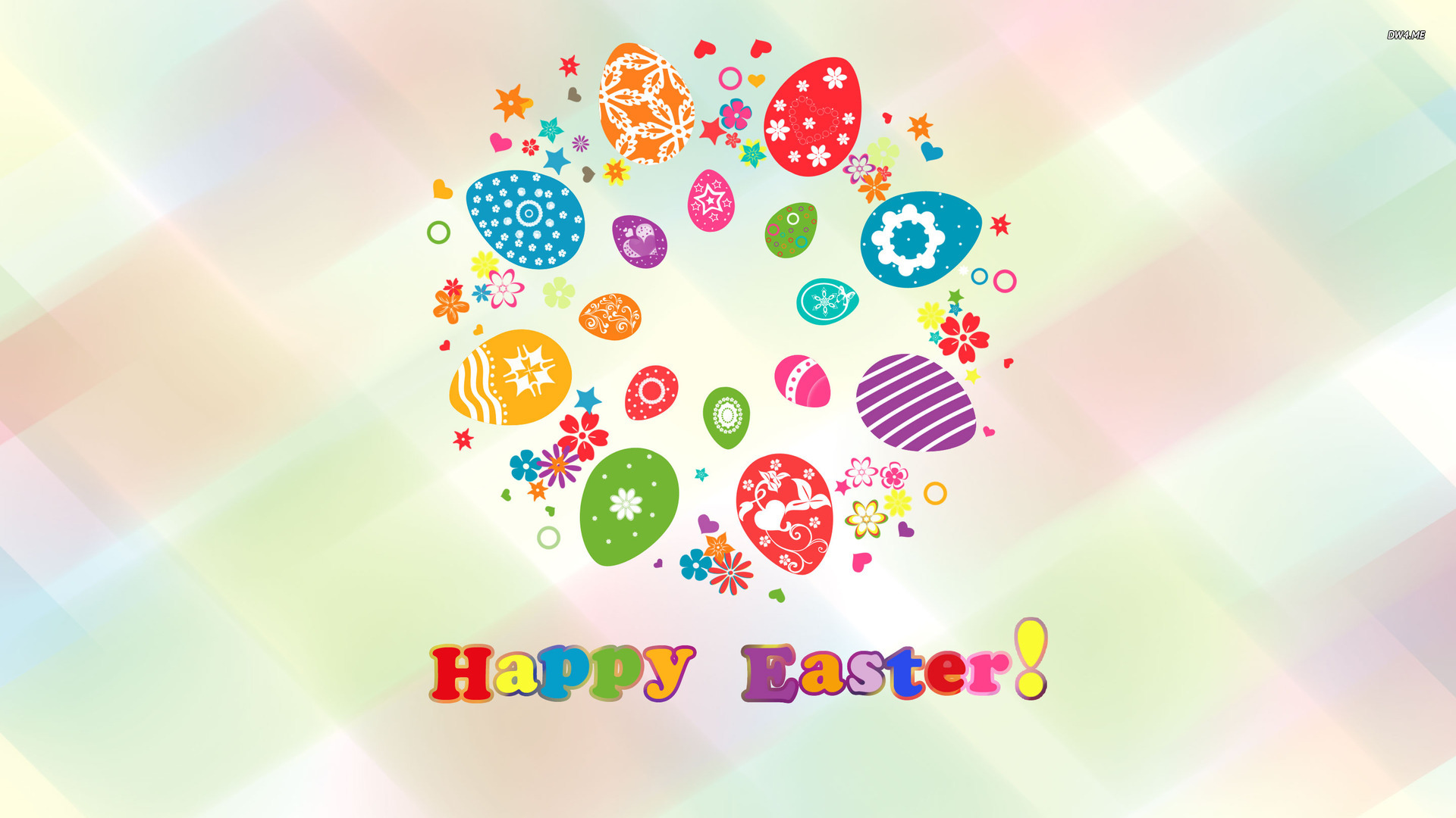 Happy Easter wallpaper   Holiday wallpapers   1252 1920x1080
