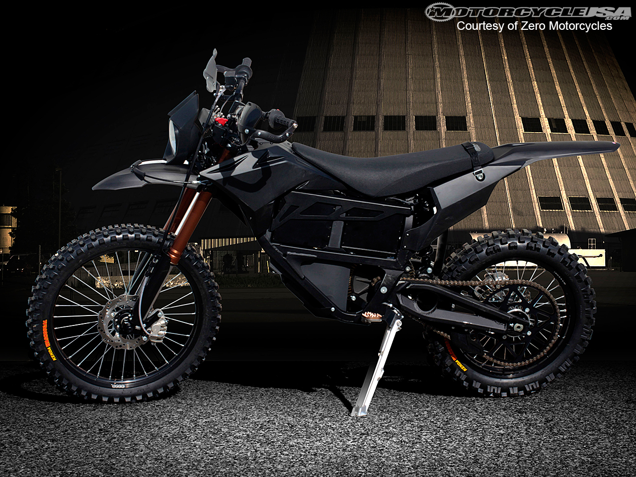 Zero Introduces 2013 MMX Military Motorcycle   Motorcycle USA 1280x960