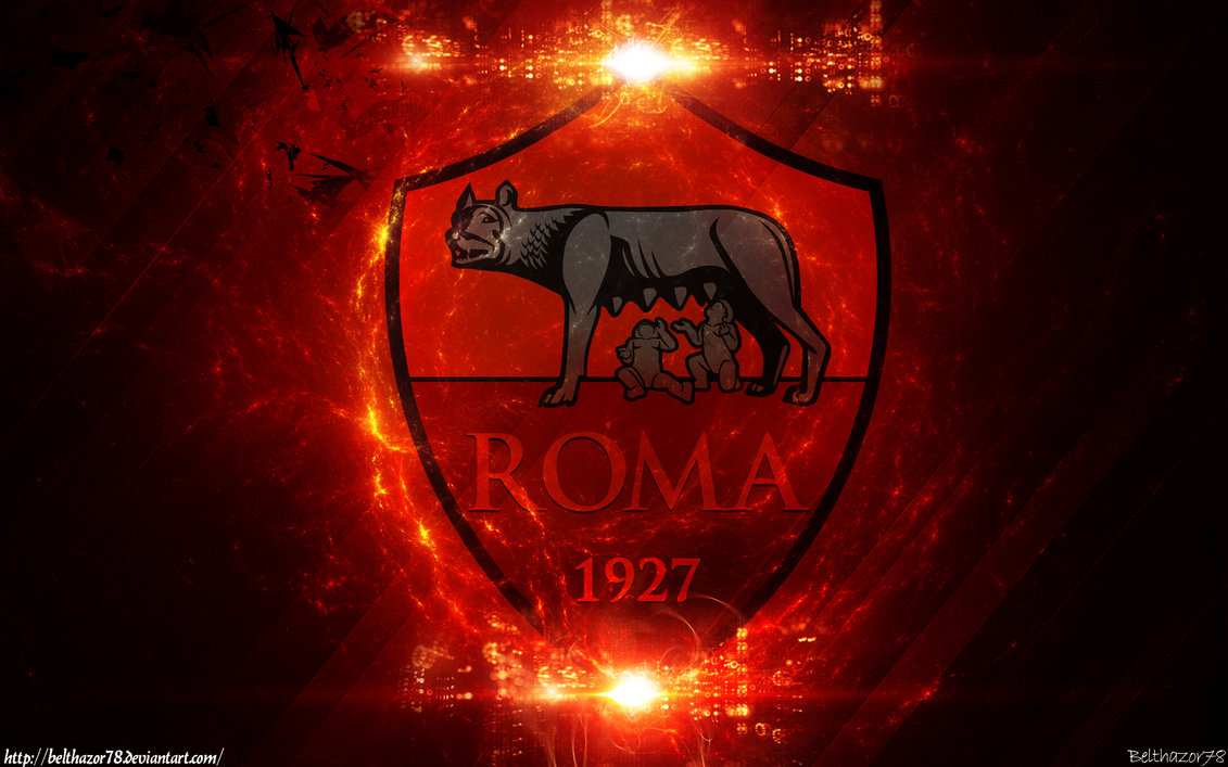 AS Roma Wallpaper by Belthazor78 1131x707