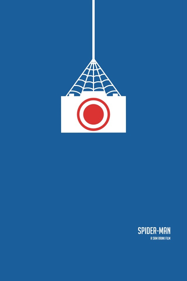 Spider Man Simply beautiful iPhone wallpapers 640x960