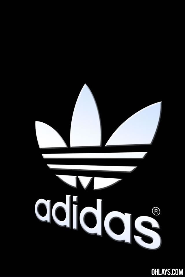 Name Adidas iPhone Wallpaper 640x960