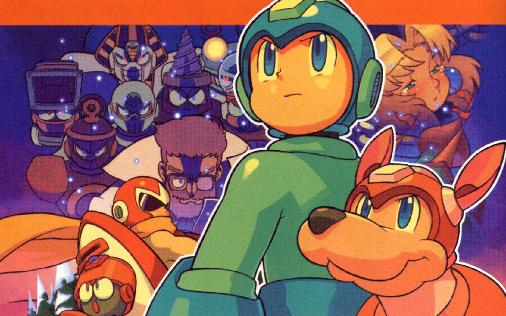 Megaman X Wallpaper - WallpaperSafari