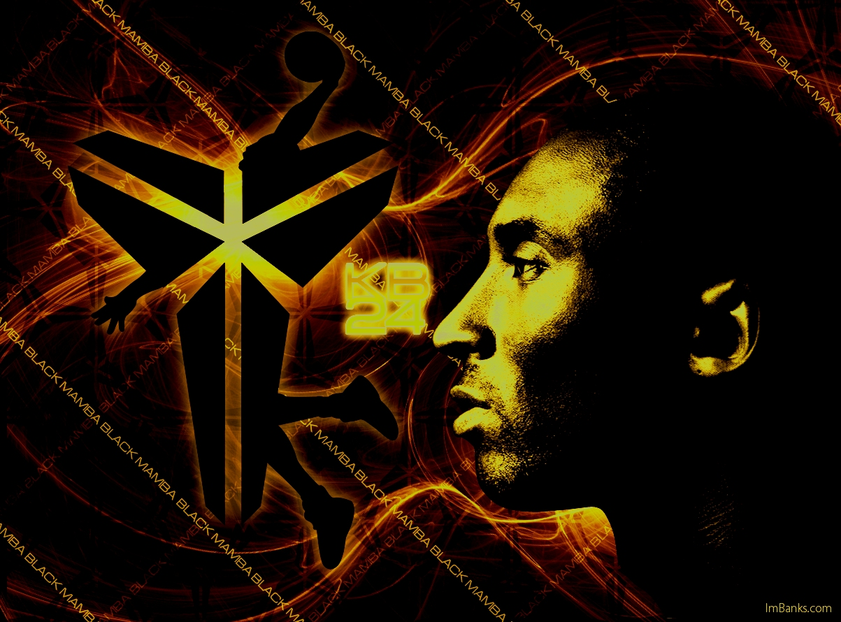 49 Kobe Bryant Logo Wallpaper On Wallpapersafari