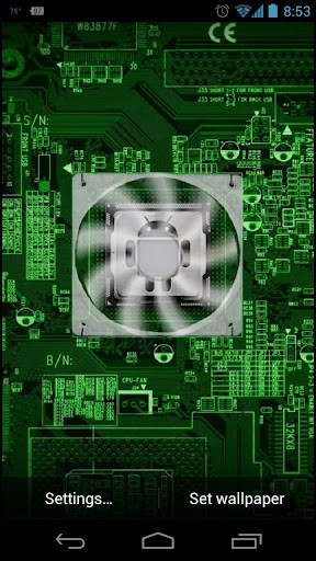 download view bigger circuit board live wallpaper for android
