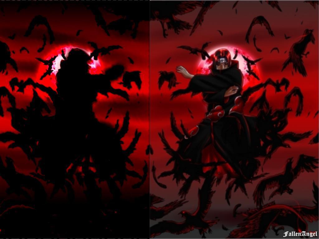 Naruto Shippuden Wallpaper Itachi 8988 Hd Wallpapers in Anime 1024x768