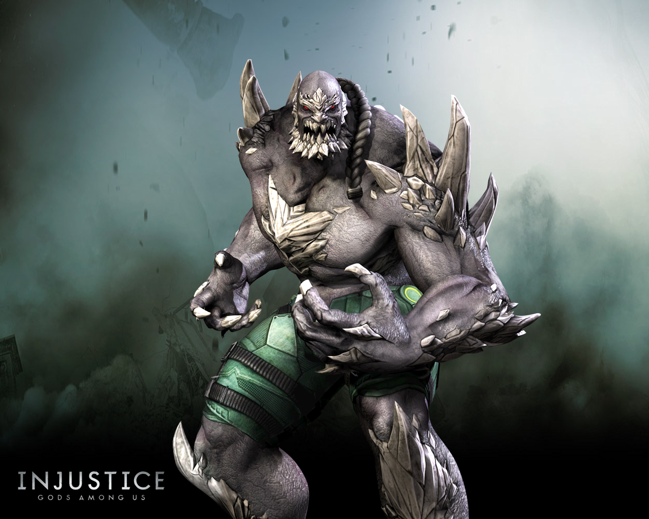 Injustice Gods Among Us Wallpaper 1280x1024
