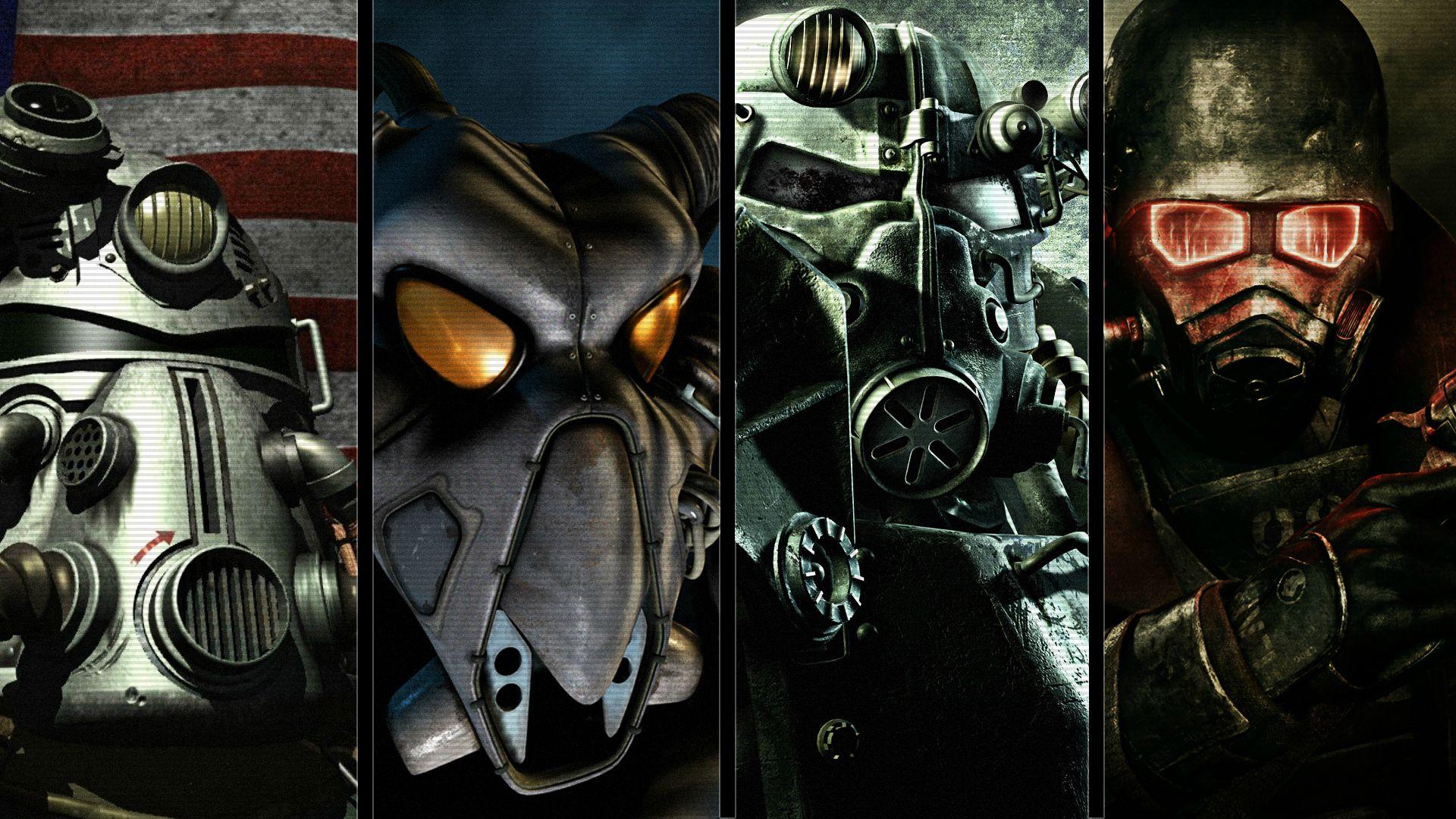 Fallout 3 HD Desktop Wallpaper Widescreen High Definition