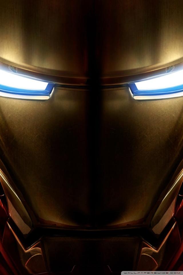 FunMozar Iron Man iPhone Wallpapers 640x960