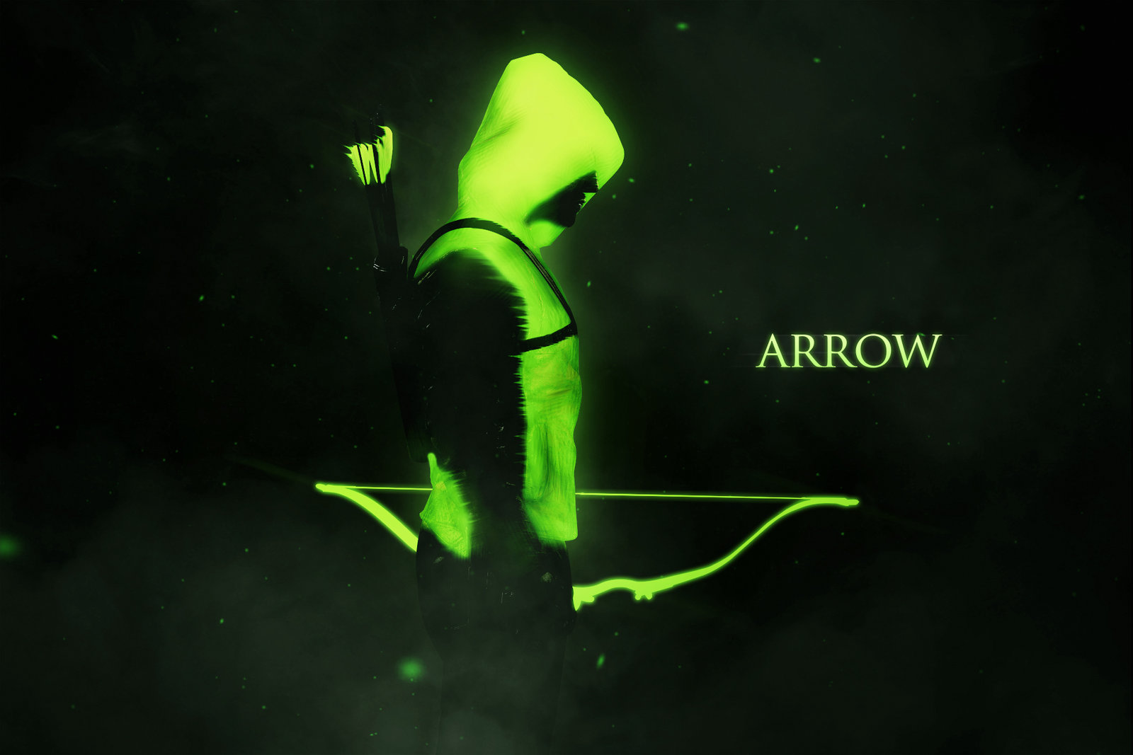green arrow wallpaper cw green green arrow wal 1600x1067