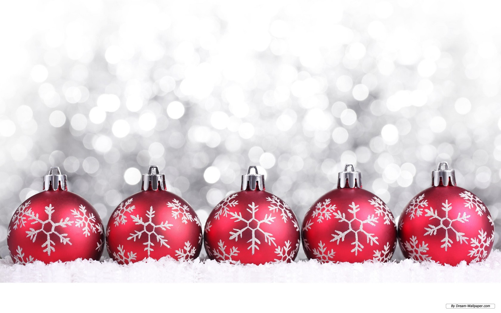 Christmas Ornaments Background wallpaper 1680x1050 26291 1680x1050