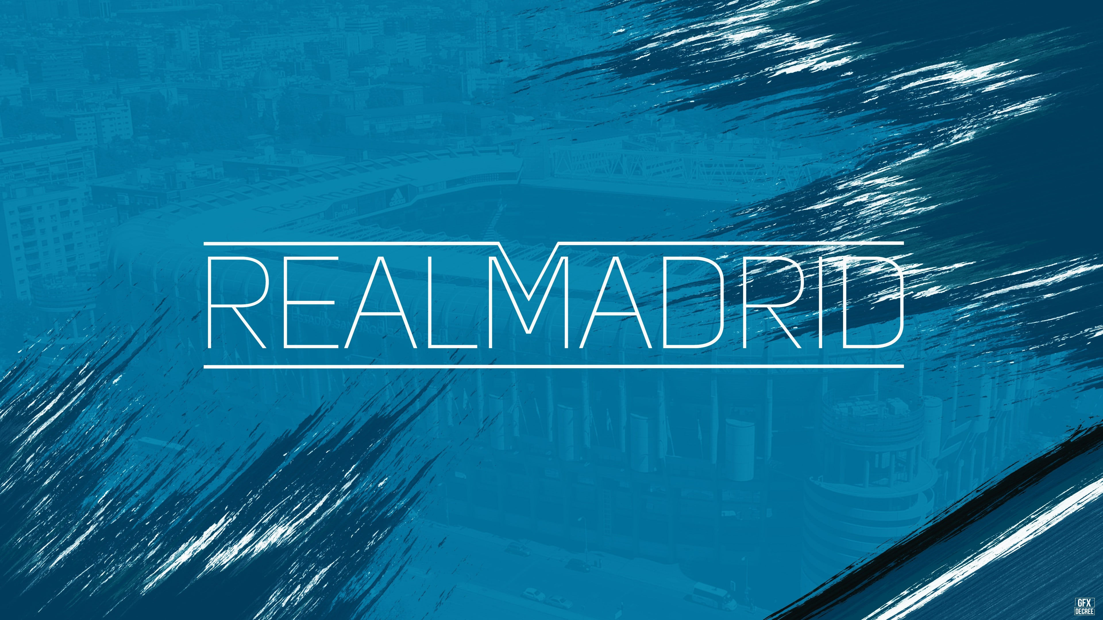 real madrid cf football club 1194 Wallpapers and Stock 3840x2160