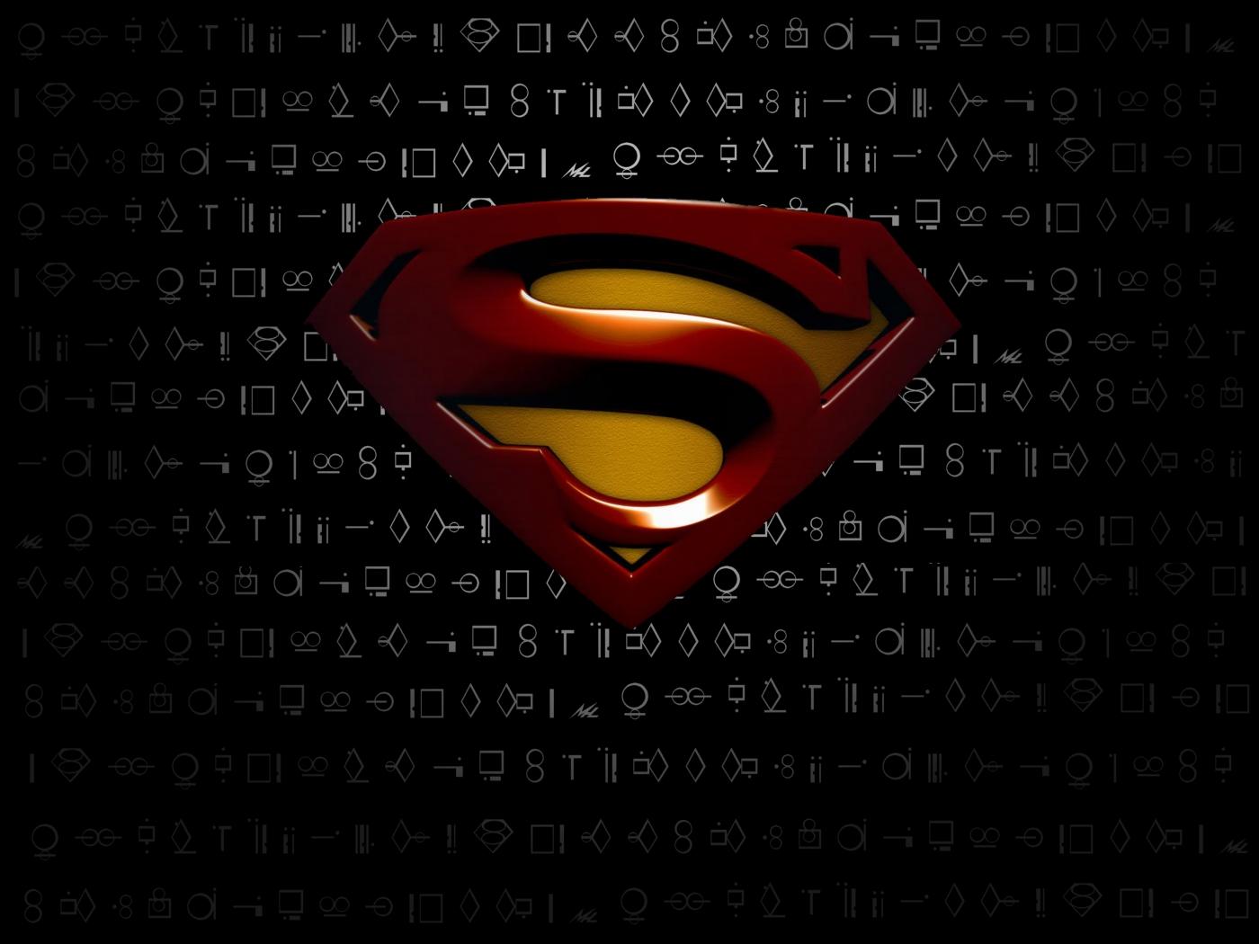 Superman wallpaper Superman 1400x1050
