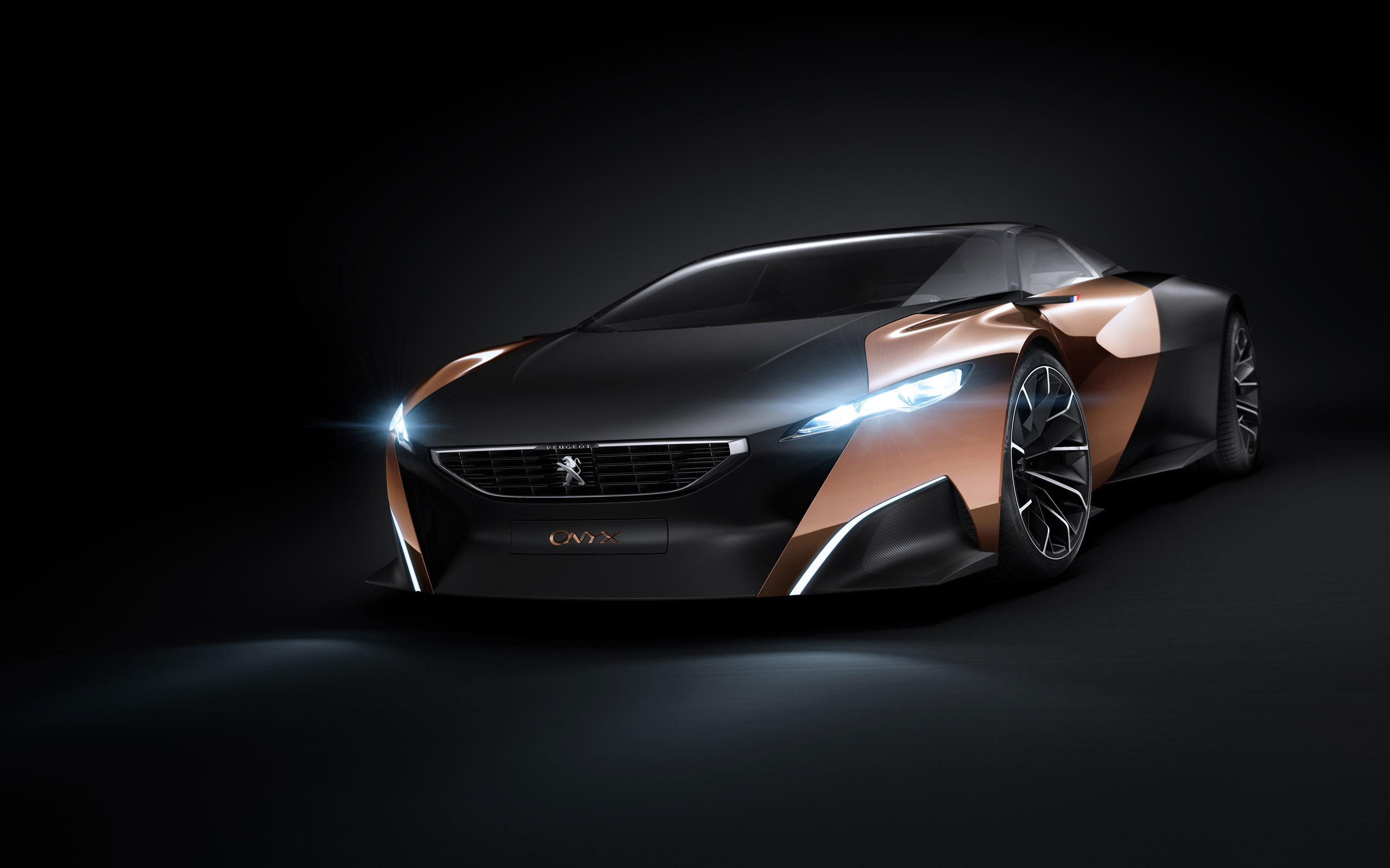 Peugeot Onyx Concept Car 2012 Wallpaper HD Car Wallpapers 2560x1600