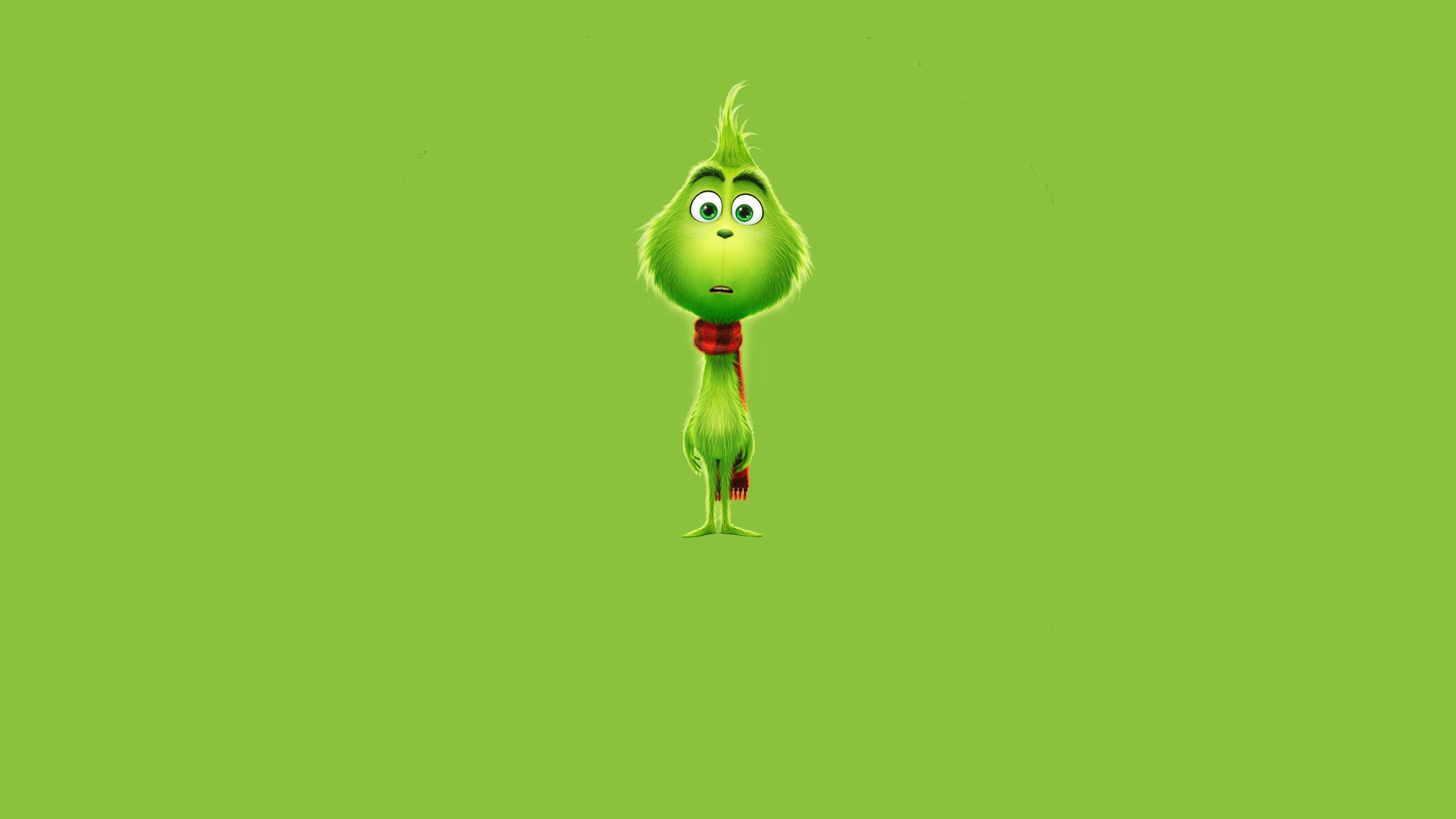 The Grinch 2018 Wallpapers 3840x2160