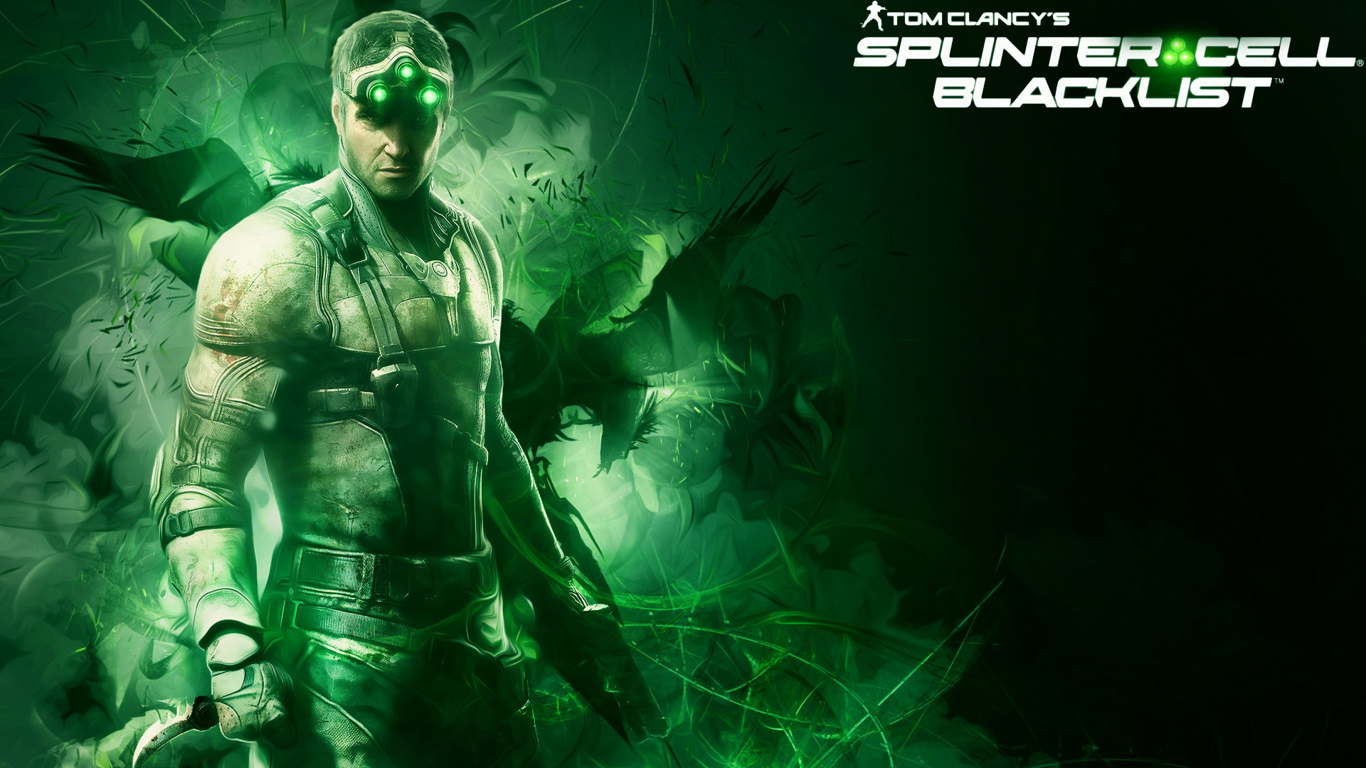 Splinter Cell Blacklist Wallpaper Download 1920x1080