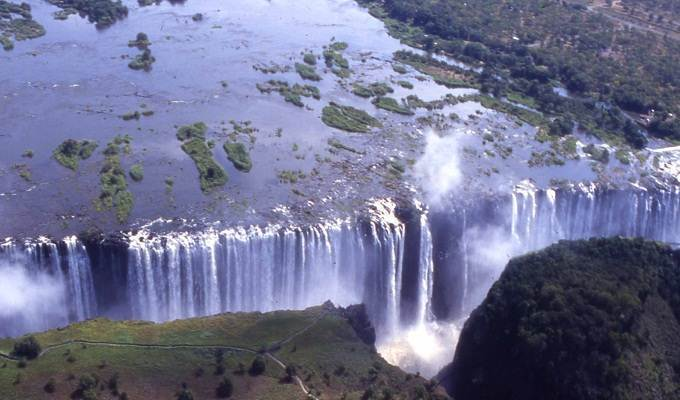 Victoria Falls Wallpapers HD Wallpapers Backgrounds 680x400