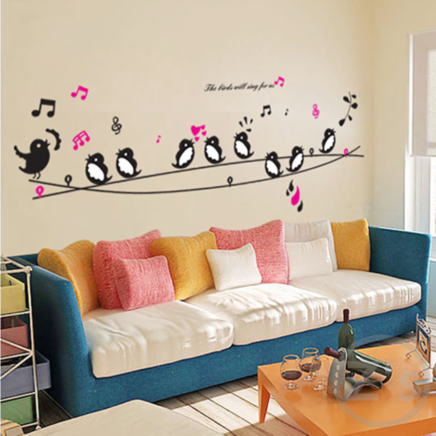 diy adhesive art mural picture poster removable vinyl wallpaper AY7019 850x850