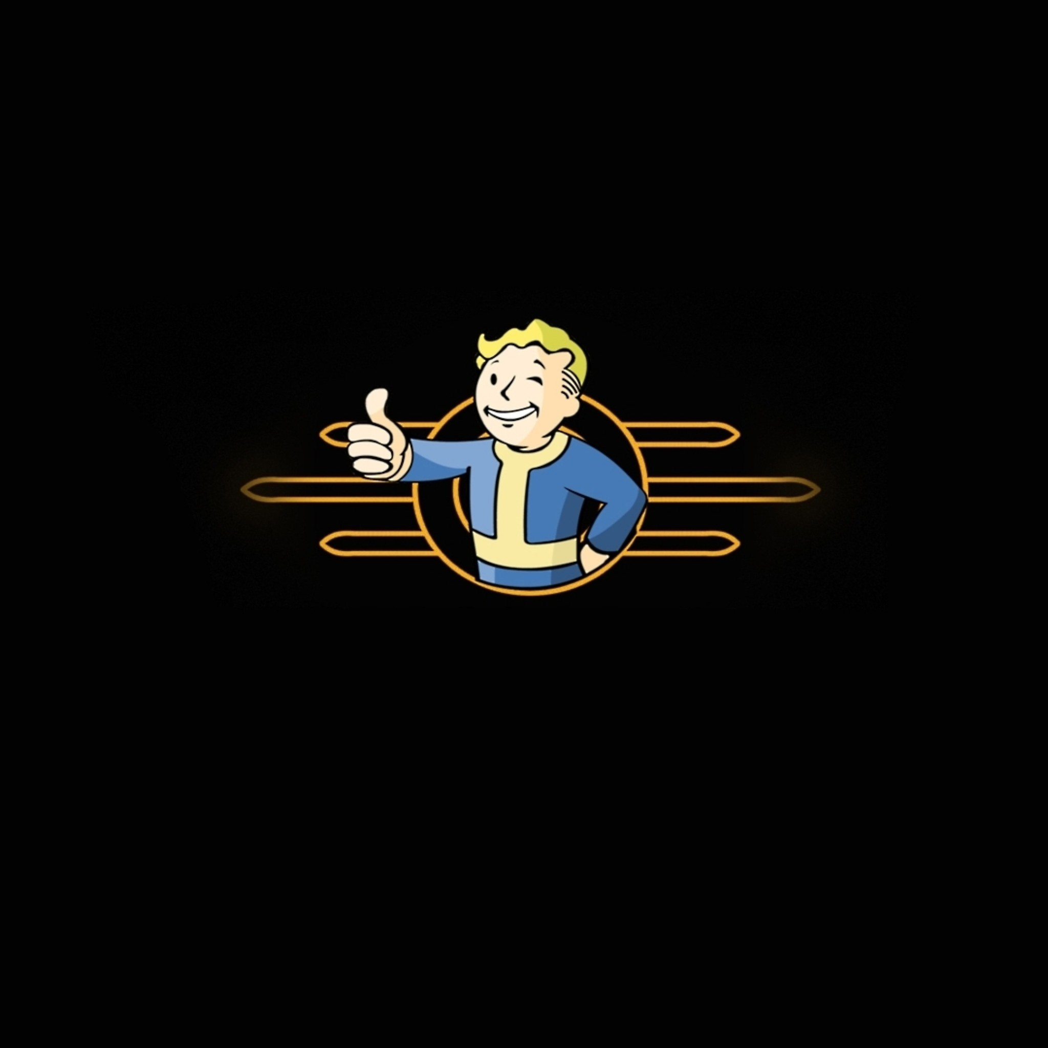 Boy Wallpapers And Backgrounds 2048x2048Px Vault Boy Wallpaper 2048x2048