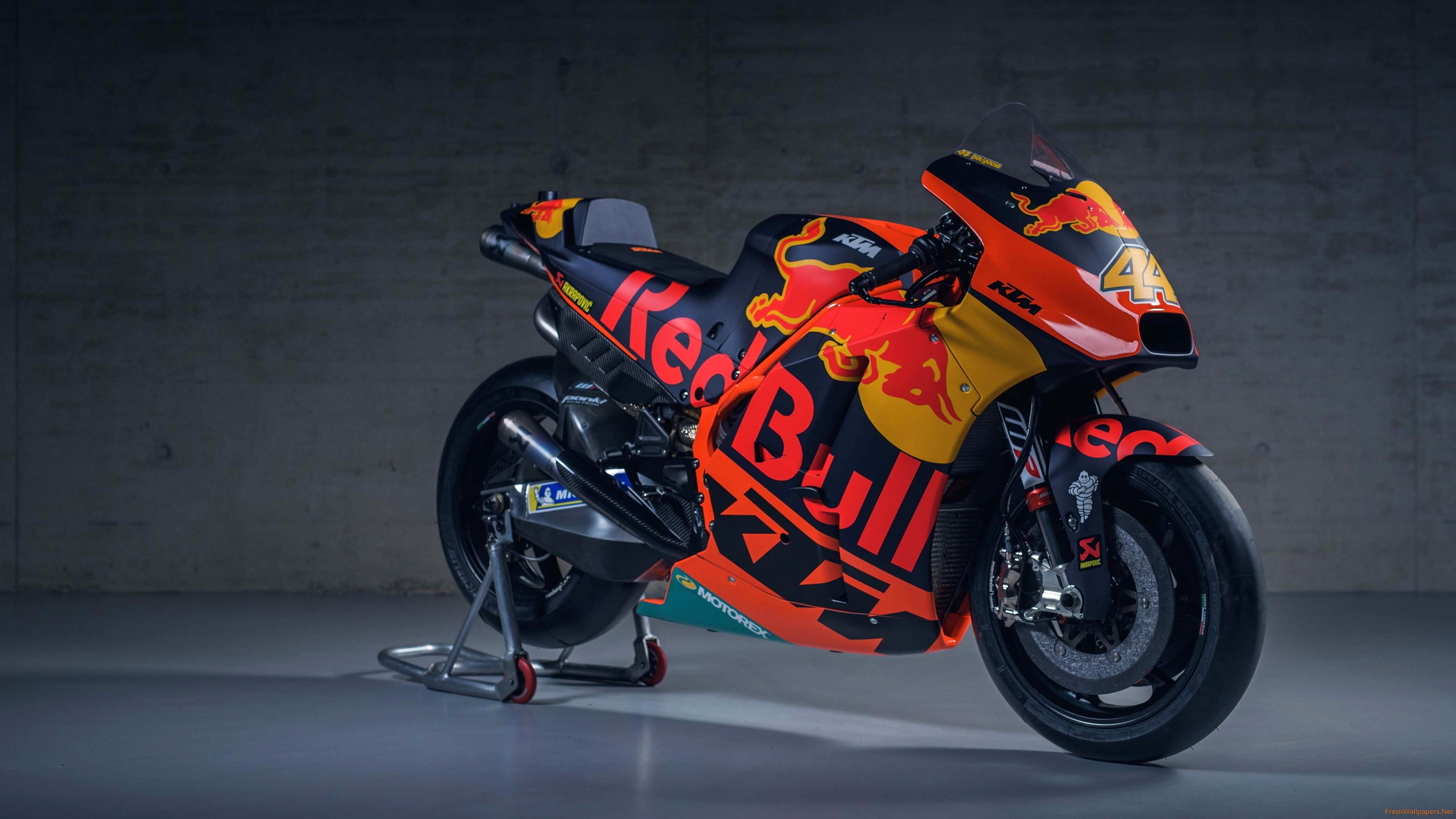 2019 KTM MotoGP 4K wallpapers Freshwallpapers 3840x2160
