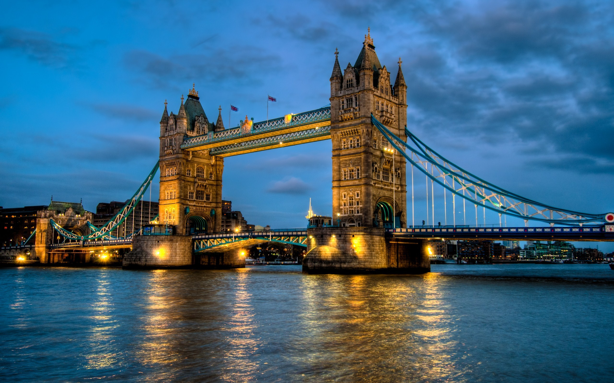 Tower Bridge Superb Wallpaper   Travel HD Wallpapers 2560x1600