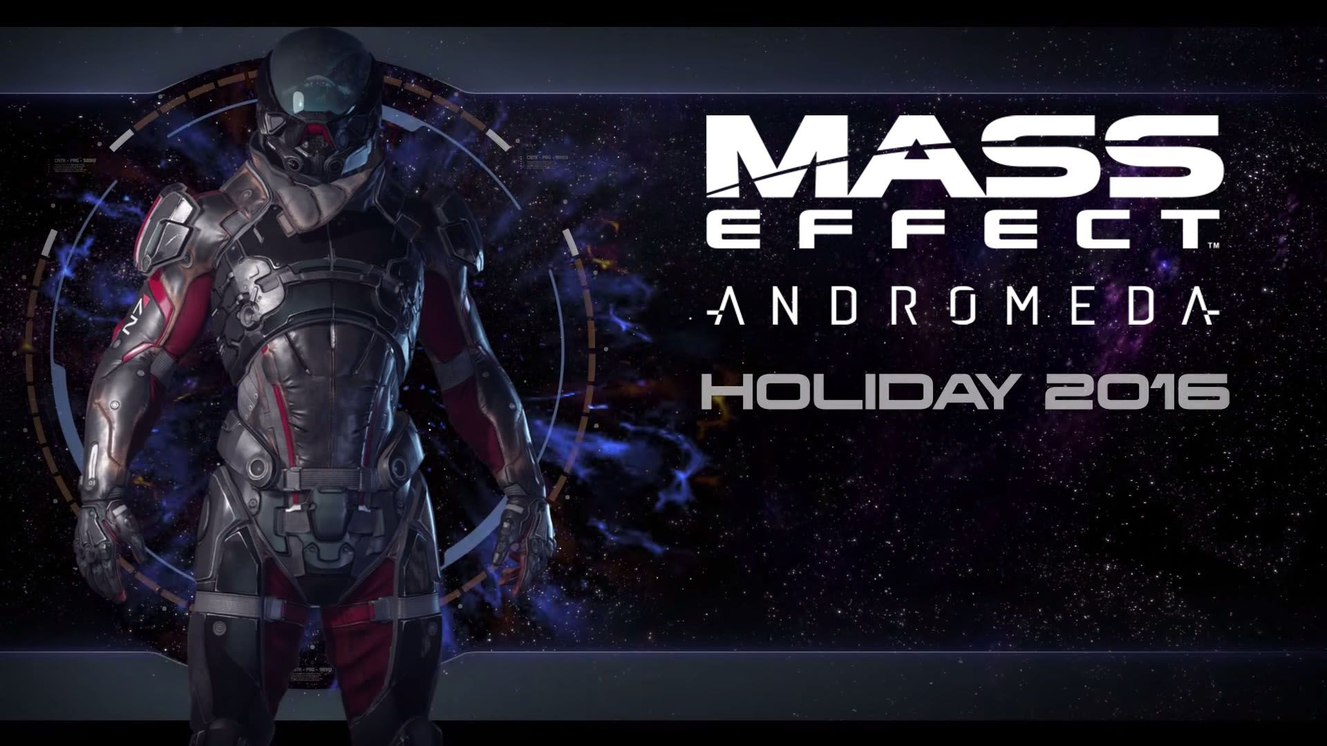 Mass Effect Andromeda 1920x1080: Mass Effect Andromeda Wallpaper