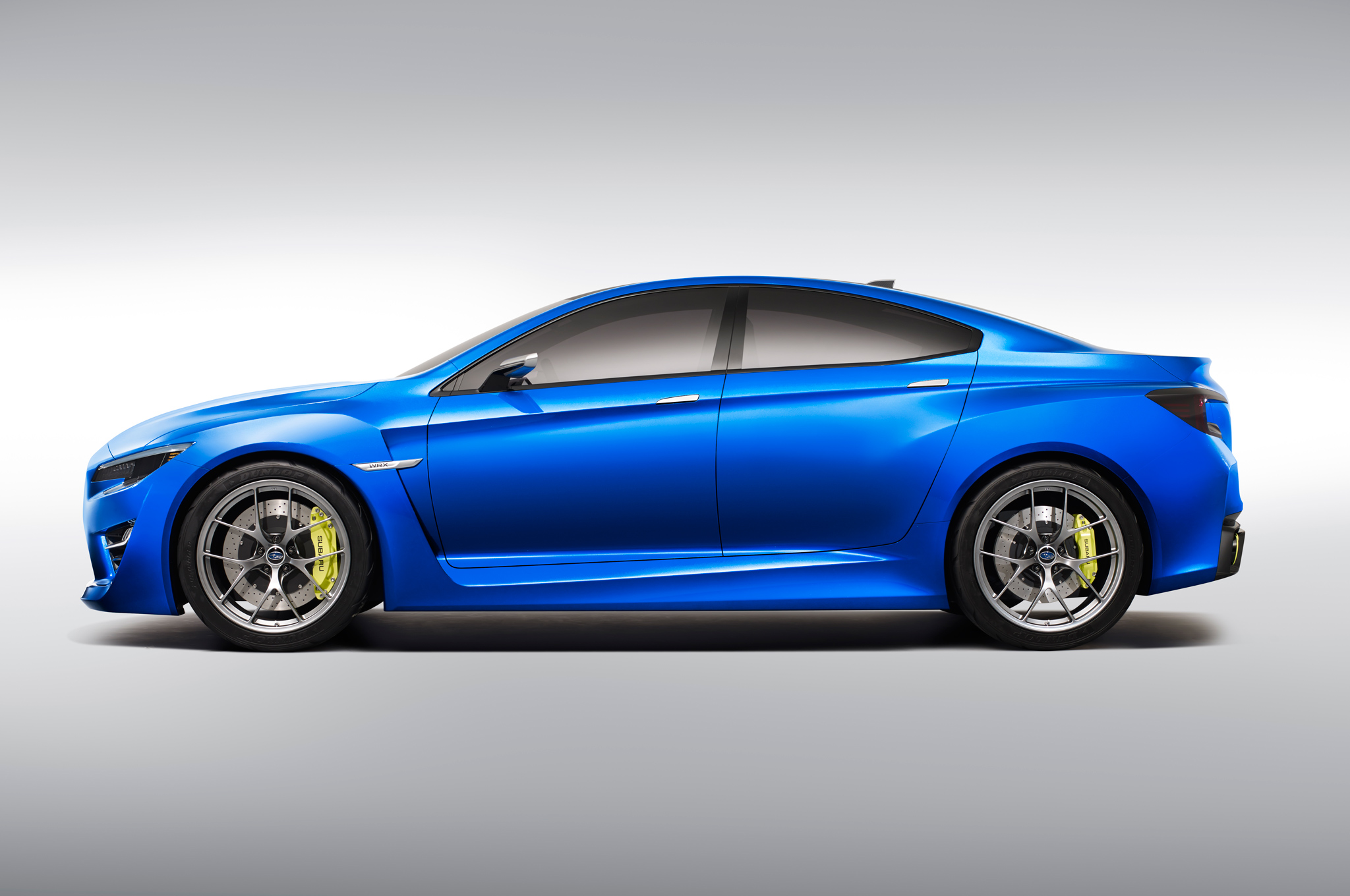 2016 Subaru WRX Concept Picture Wallpaper 2048x1360