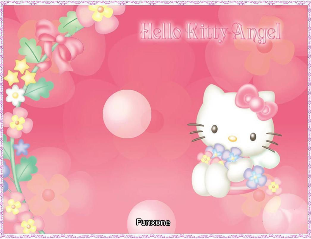Baby Hello Kitty Wallpapers 1046x804