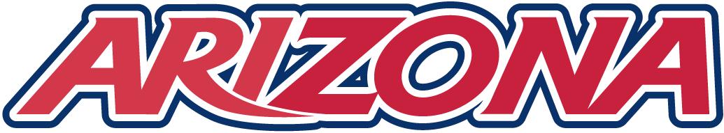 Arizona Wildcats Logo Logos 1035x191