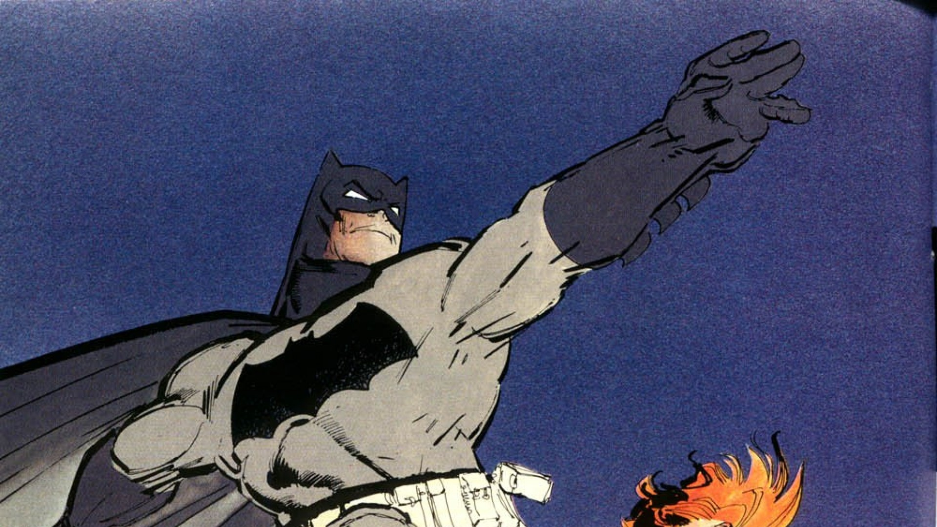 batman the dark knight returns themes 14 quotes from batman: the dark knight returns (the dark knight saga, #1): 'this should be agony i should be a mass of aching muscle - broken, spent, un.