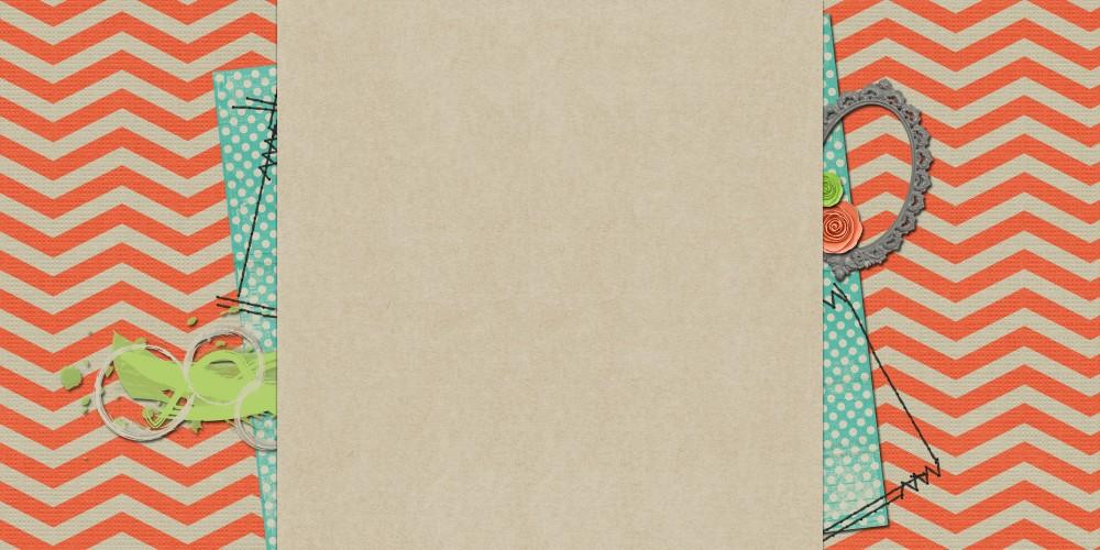 Orange And Teal Wallpaper Wallpapersafari