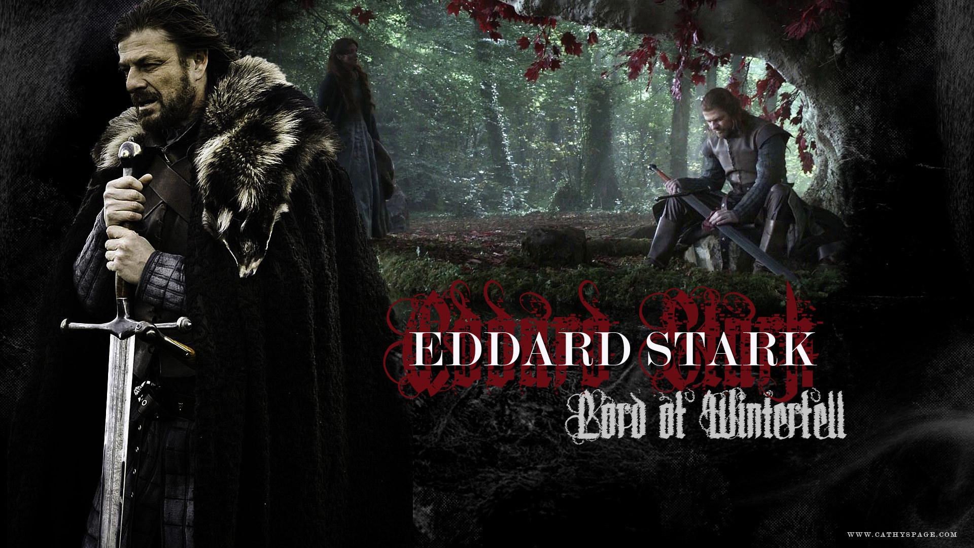 Eddard Ned Stark   Game of Thrones Wallpaper 21773848 1920x1080
