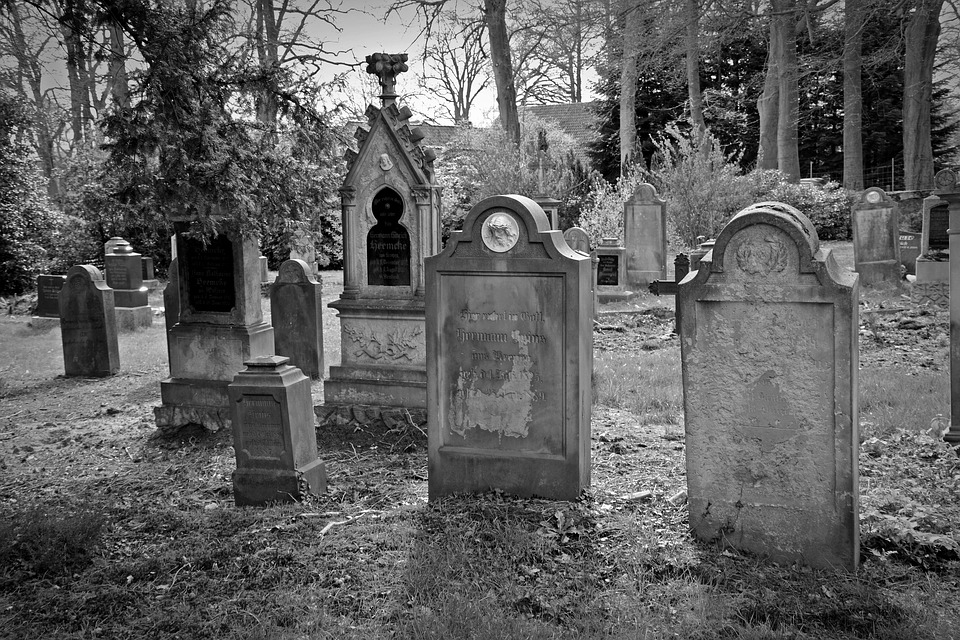 1000 Tombstone Cemetery Images   Pixabay 960x640