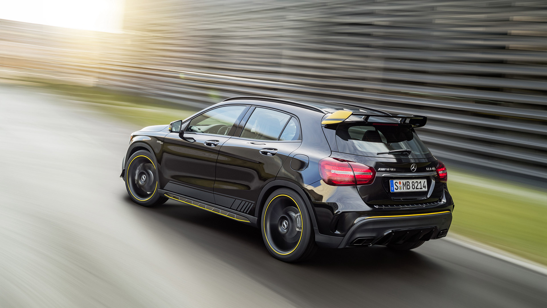 2018 Mercedes Benz GLA45 AMG Wallpapers HD Images   WSupercars 1920x1080
