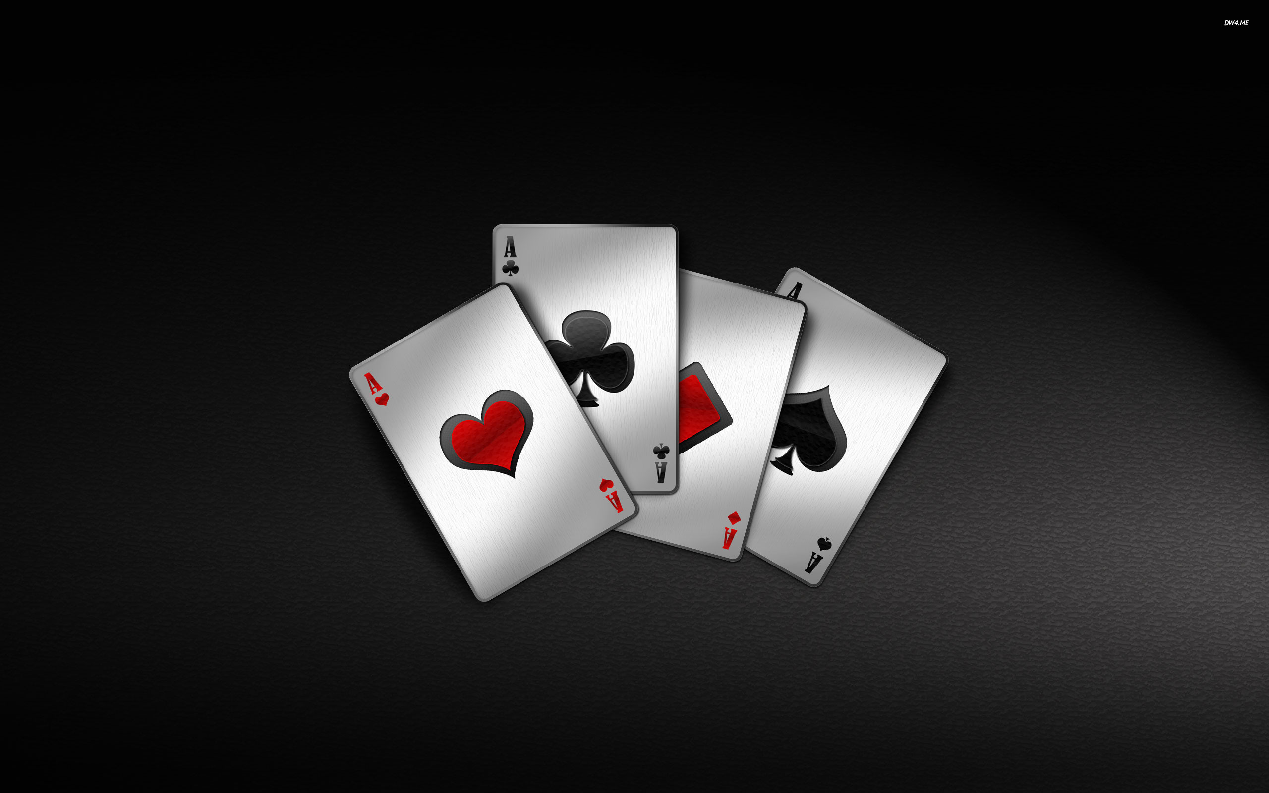 47 Poker Cards Wallpaper On Wallpapersafari