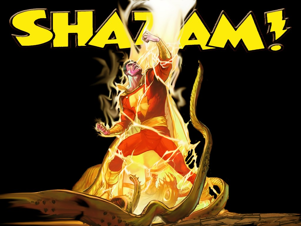 Captain Marvel Shazam Wallpaper Wallpapersafari