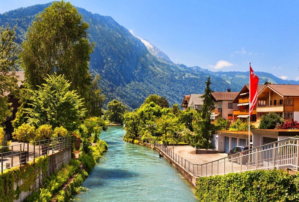 Best Interlaken switzerland Wallpapers 8 Images 1000x677
