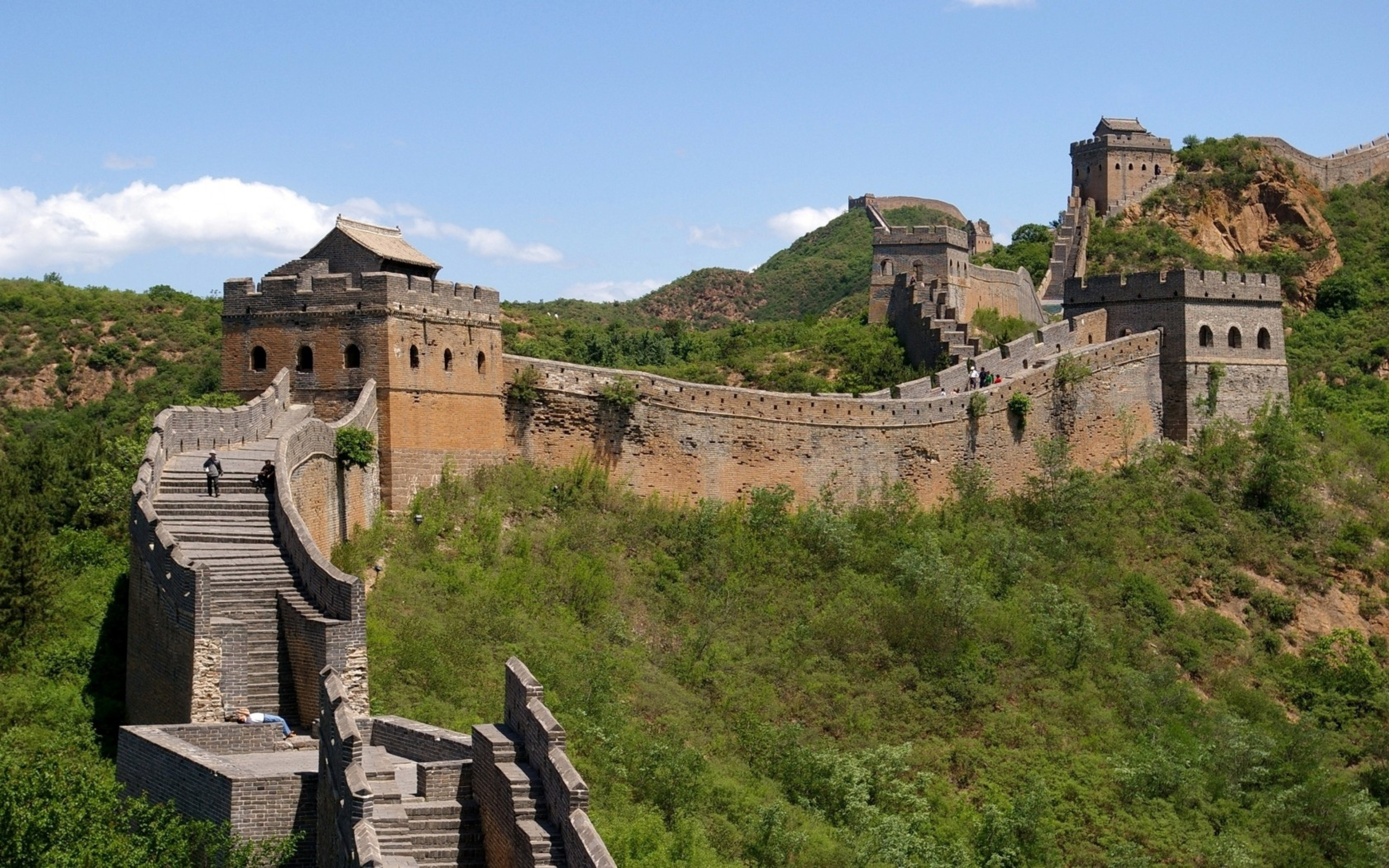 56 Great Wall of China HD Wallpapers Background Images 2560x1600
