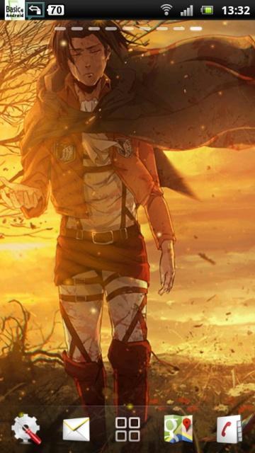 Attack on Titan Live Wallpaper 3 esdnws 360x640