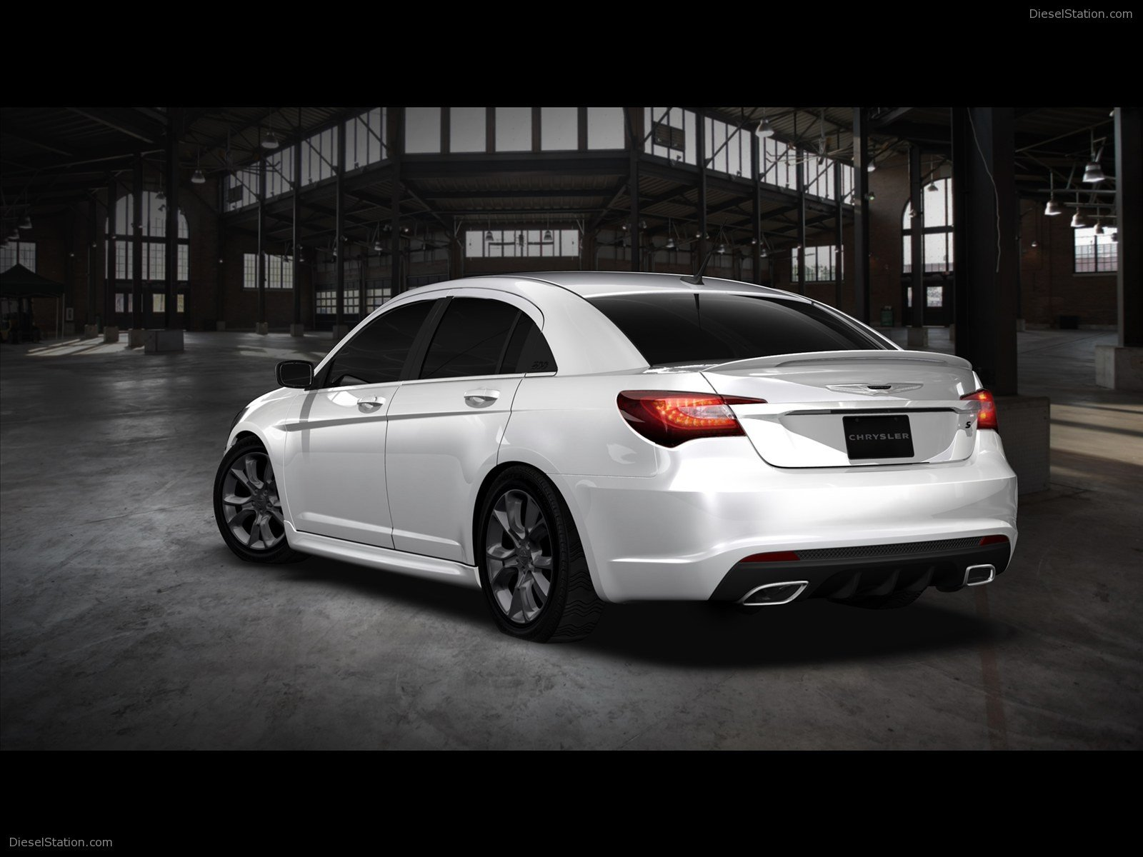Home Chrysler Chrysler 200 Super S by Mopar 2012 1600x1200