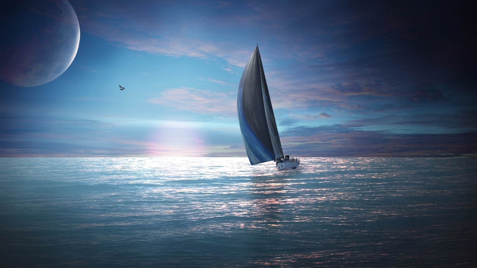 Free Download Sailing Boat Wallpapers Hd Wallpapers