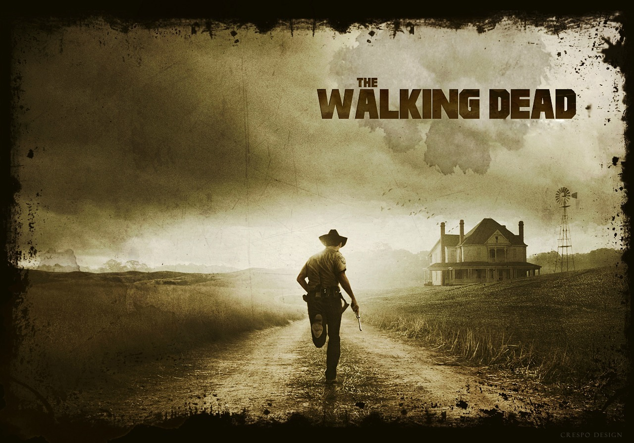 The Walking Dead wallpapers HD Video Musical De TWD 1280x894