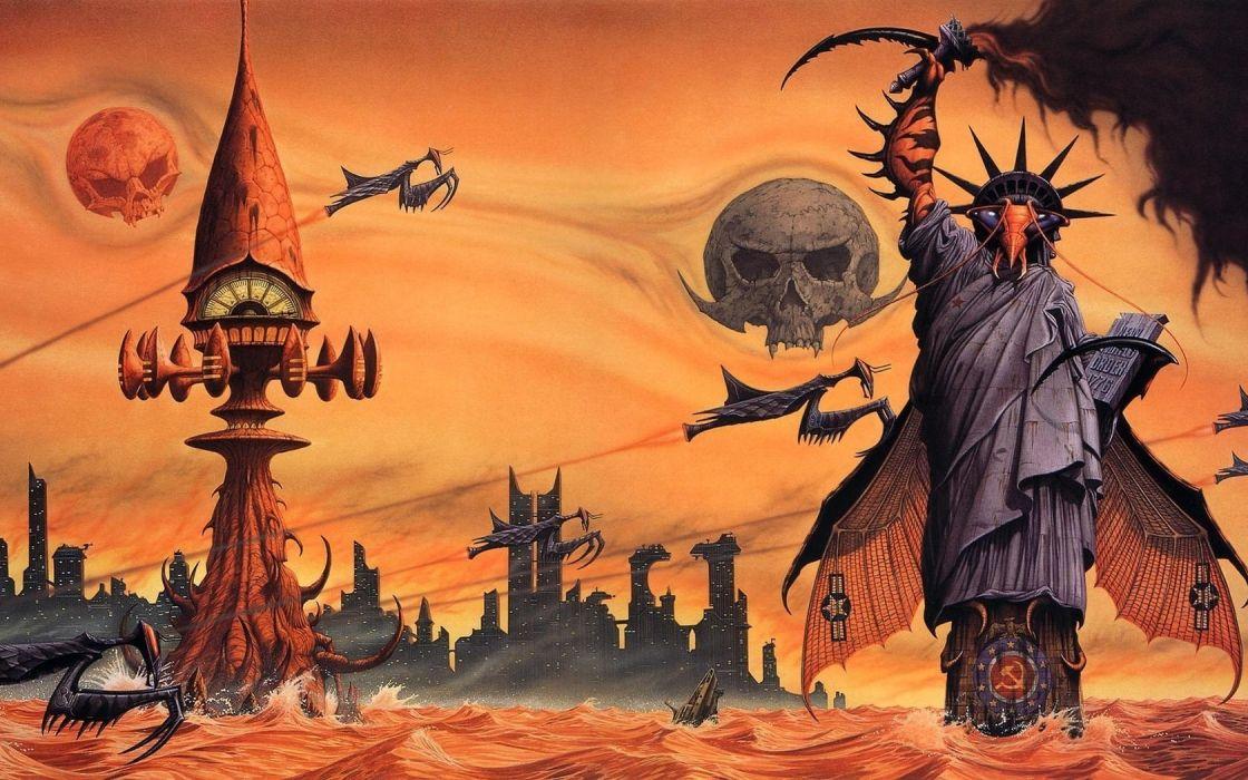 Praying Mantis music entertainment hard rock rock dark horror 1120x700