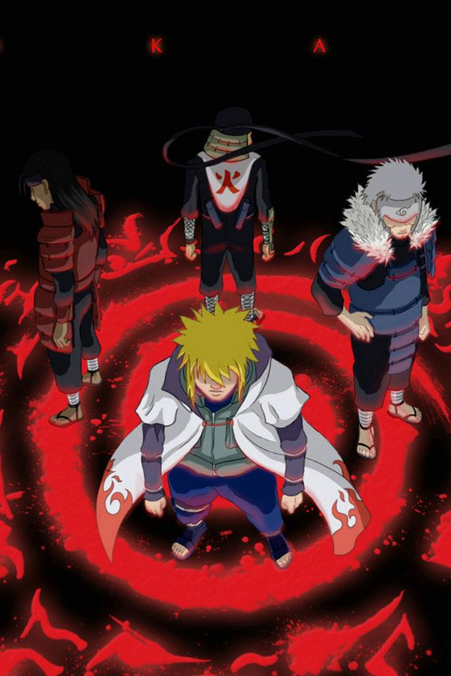 Naruto Live Wallpaper   Android Apps Games on Brothersoftcom 640x960