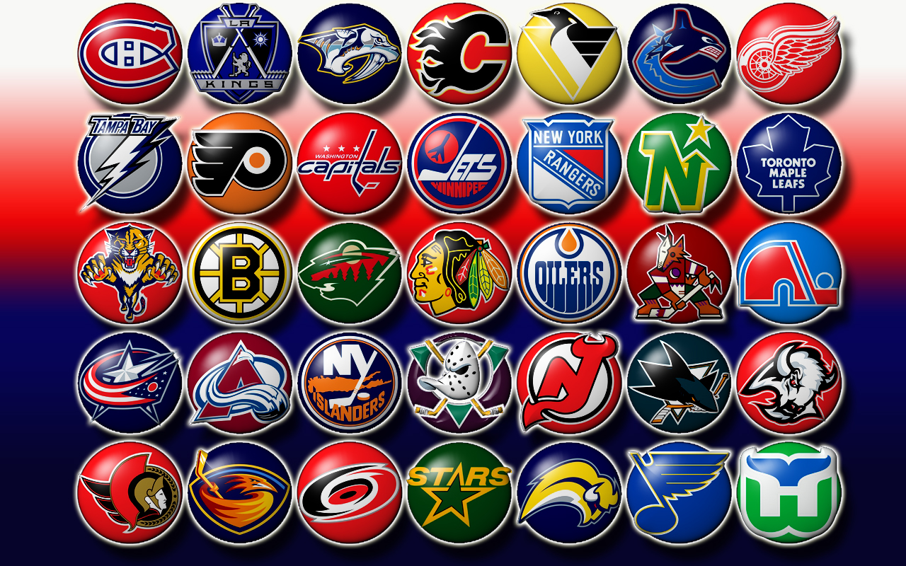 Nhl Logo Wallpaper 1280x800