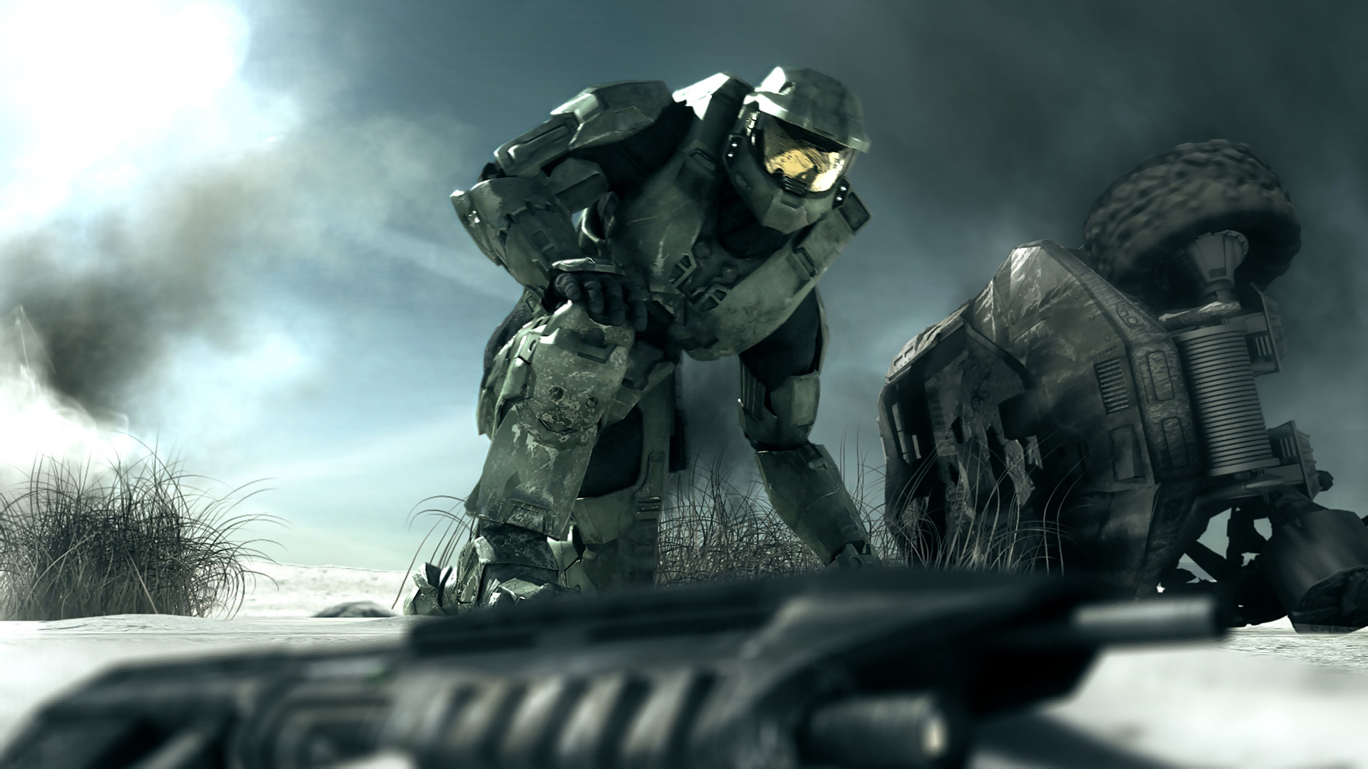 Halo Combat Evolved Computer Wallpapers Desktop Backgrounds 1920x1080
