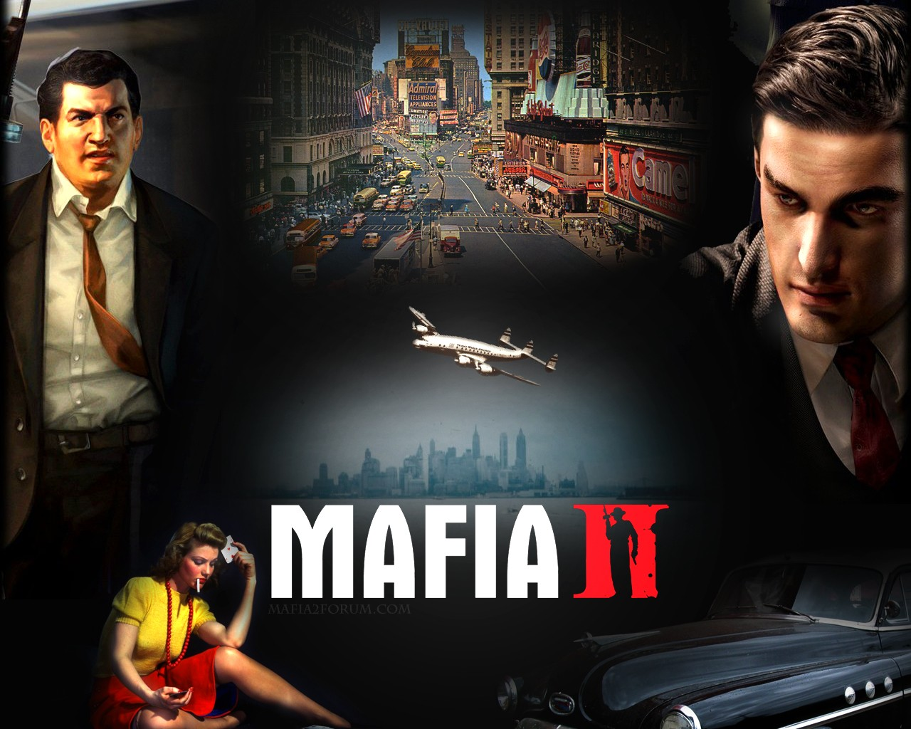 Free Download Mafia 2 Wallpaper 1920x1080 Wallpoper