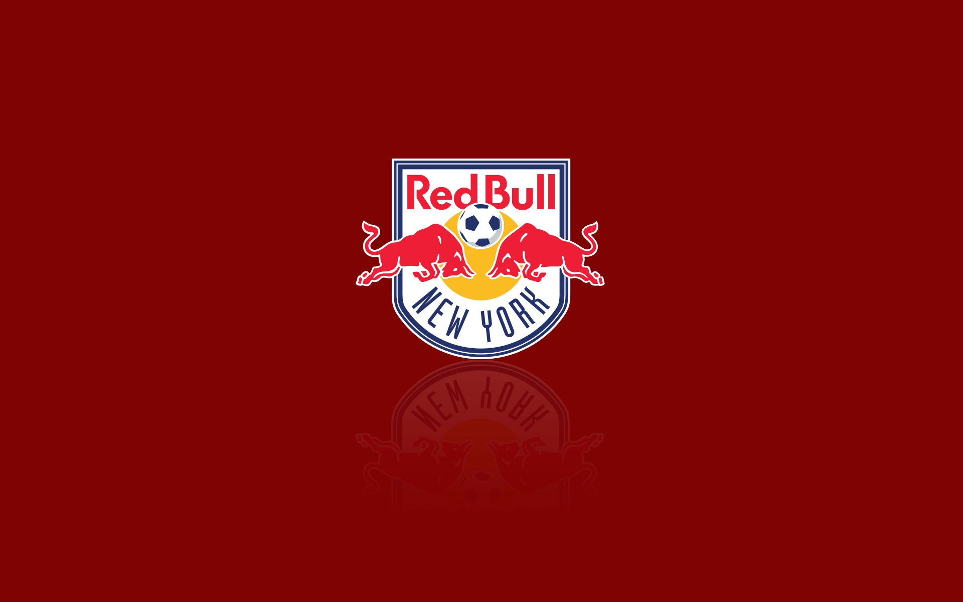 Free Download New York Red Bulls Logos Download 1920x1200 For